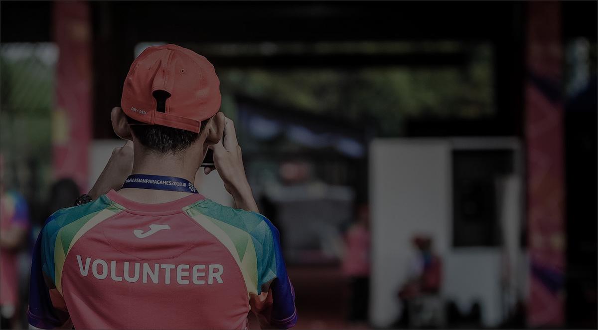 Slide dei volontari