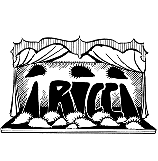 Logo Compagnia Teatrale i Ricci